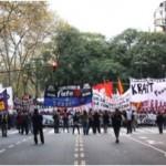 argentine protest